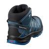 Salomon XA Pro 3D CS WP Sko Børn sort/petroleumsgrøn